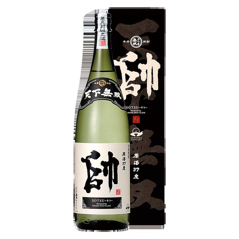原酒 帥(そつ)1800ml