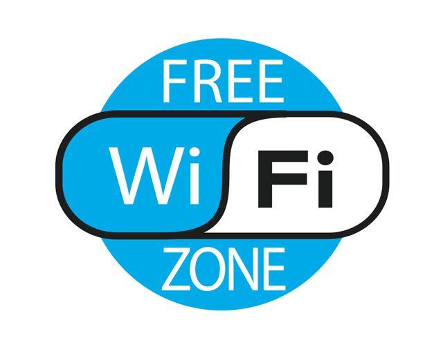 無料でWi-Fiが利用できます!